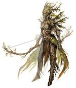 Avatar of Melandru concept art
