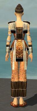 Monk Elite Sunspear Armor F dyed back