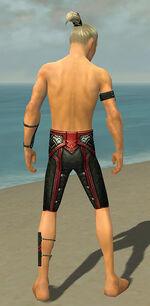 Oni Leggings M dyed back