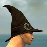 Wicked Hat M gray side alternate