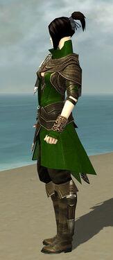 Shining Blade Uniform F body side alternate