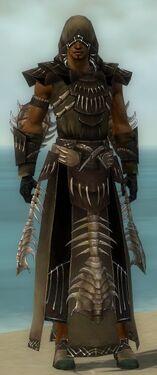 Dervish Primeval Armor M dyed front