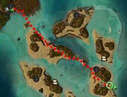 Lone Raider Map