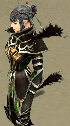 File:Necromancer Elite Sunspear Armor F dyed feathers.jpg