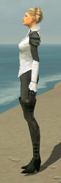 Mesmer Ascalon Armor F gray side