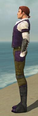 Mesmer Ascalon Armor M dyed side