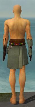 Ritualist Shing Jea Armor M gray arms legs back