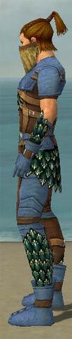 File:Ranger Drakescale Armor M dyed side alternate.jpg