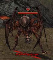 Mantid Destroyer