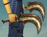 Talon Daggers (rare)