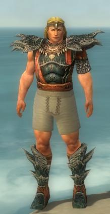 File:Warrior Luxon Armor M gray chest feet front.jpg