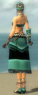 Ritualist Luxon Armor F dyed back