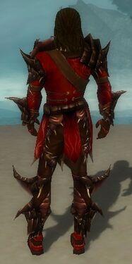 Ranger Primeval Armor M dyed back