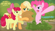 95488 - absurd res applejack apple bloom apple pie forever artist-minimoose772 ePiSoDe 31 Forever ONE DAY pinkie pie