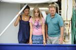 Sertoris on a Boat