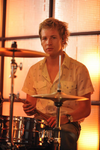 Lewis On Drums