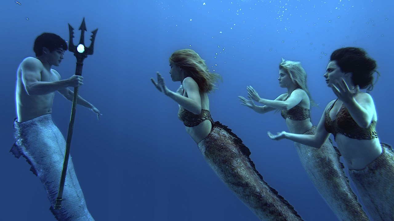 11 Famous Mermaids and their Creators  Mental Floss