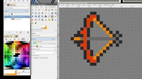 HabitRPG Pixel Art gradients
