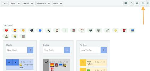 Boss button Chrome extension