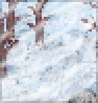 Background blizzard