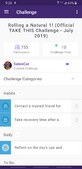 Android Challenge Details Tab