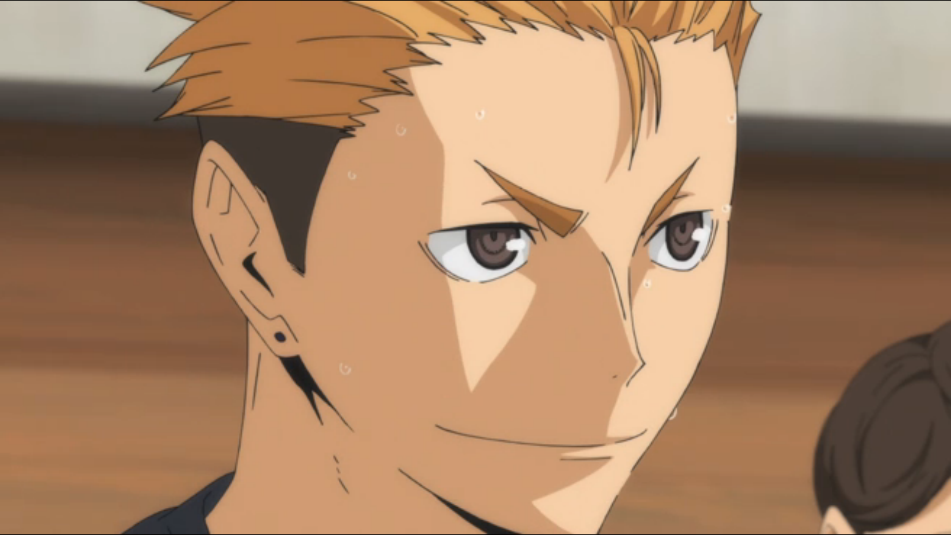 Yūji Terushima Haikyuu Wiki Fandom Powered By Wikia