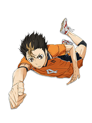 Image result for yuu nishinoya