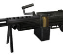 M249 Squad Automatic Weapon