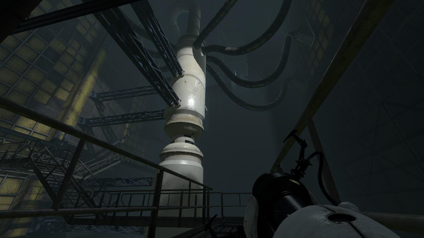 Image - Chell model views portal 2.jpg - Half-Life Wiki