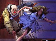 Michael Attacks Laurie (FDOLS2)