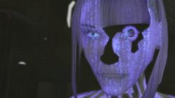 Creepy Cortana Glitch