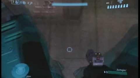 Halo 3 How to Ghost Jump