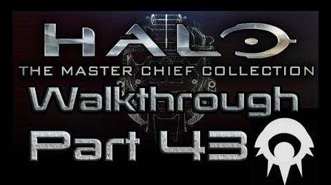 Halo- The Master Chief Collection Walkthrough - Part 43 - Shutdown