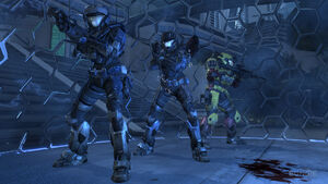 Reach E310 Firefight Beachhead06