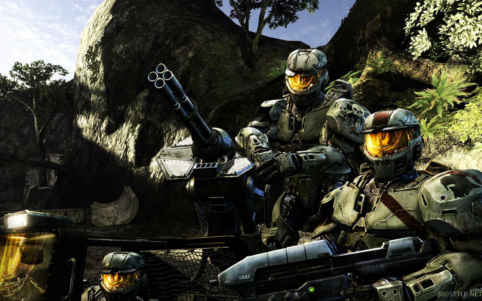 Halo Wars 2 Wallpaper: Image - Halo Wars Wallpaper 2 By Igotgame1075.jpg