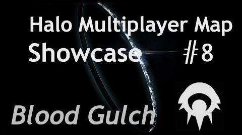 Halo Multiplayer Maps - Halo 1 Blood Gulch