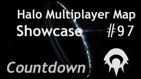 Halo Multiplayer Maps -97 - Halo Reach- Countdown