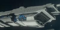 Vindication-class light battleship