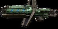 M555 Electromagnetic Launcher