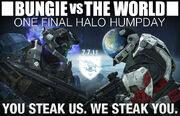Bungie vs World