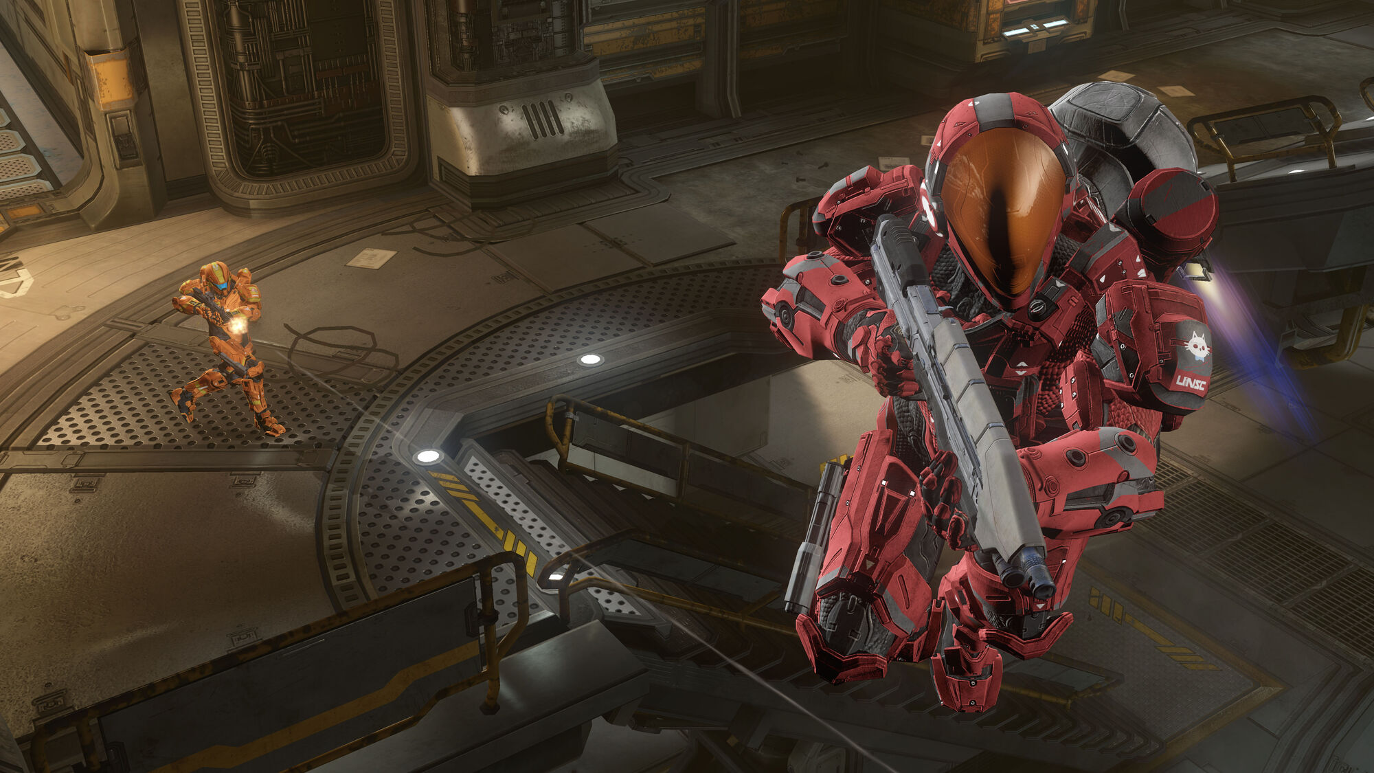 Halo 4 Campaign Co Op Matchmaking