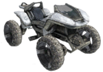 H3 transparent Snow Mongoose