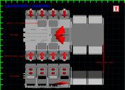 POA-Hangar Schematic