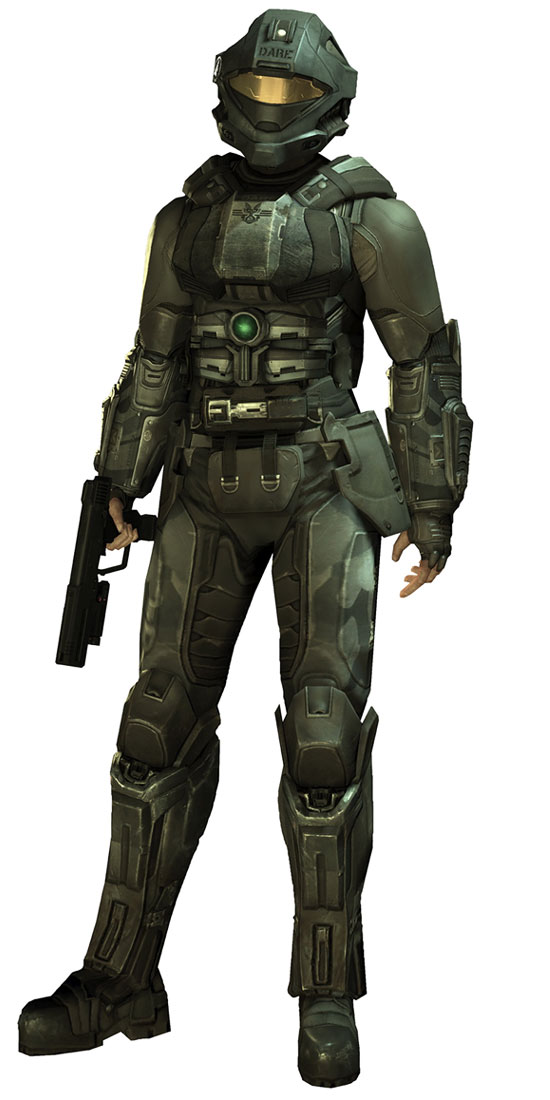 New Halo Costume: Veronica Dare Halo 3 ODST