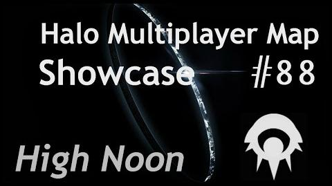 Halo Multiplayer Maps -88 - Halo CEA- High Noon