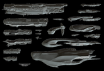 SpartanGames Render-Model-Comparison UNSC-Covenant
