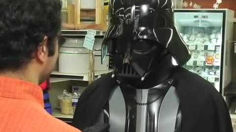 Chad Vader Day Shift Manager (HD) - Trapped In The Trash S1 Ep7