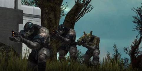 Halo Reach Brute Pack