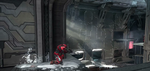 Red Team sniper on Solitary
