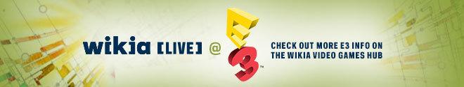 E3 2013 Blog Footer